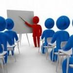 Teacher Lecturing