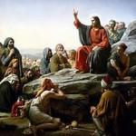 Jesus Preaching (Checked TinEye)