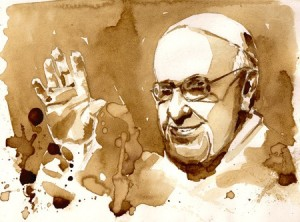 Pope Francis, 35359877_s