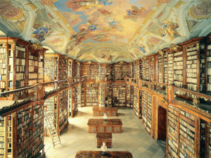 Library (Heavenly)