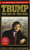 Trump's Book Cover